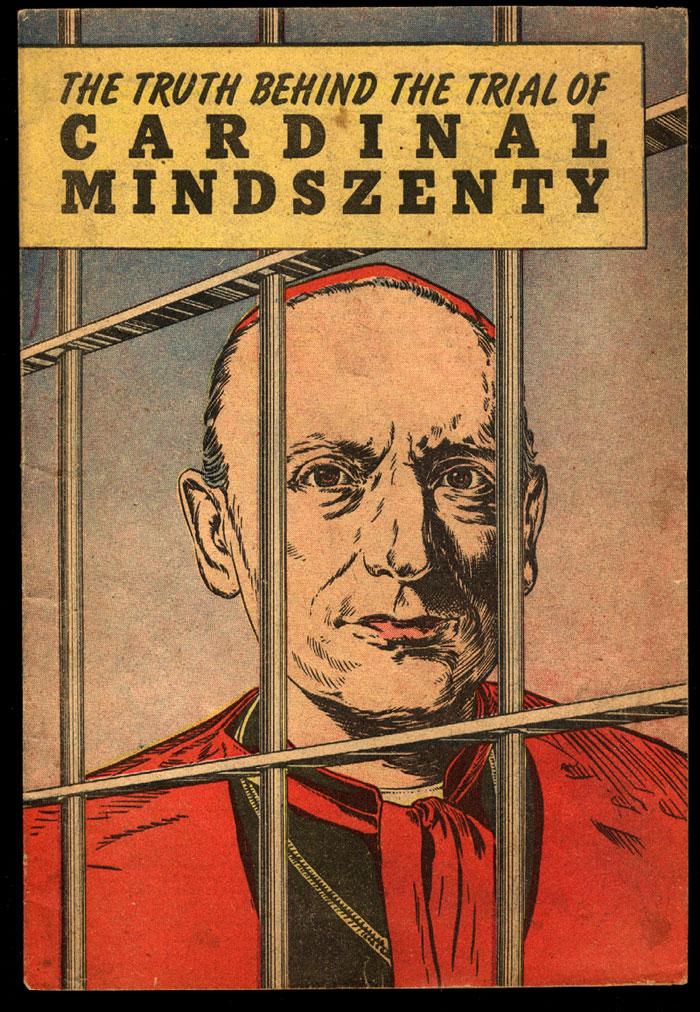 Cardinal Mindszenty of Hungary